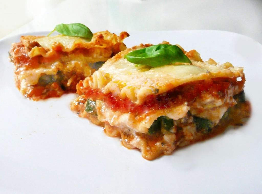 Zucchini Lasagna | The Partial Ingredients