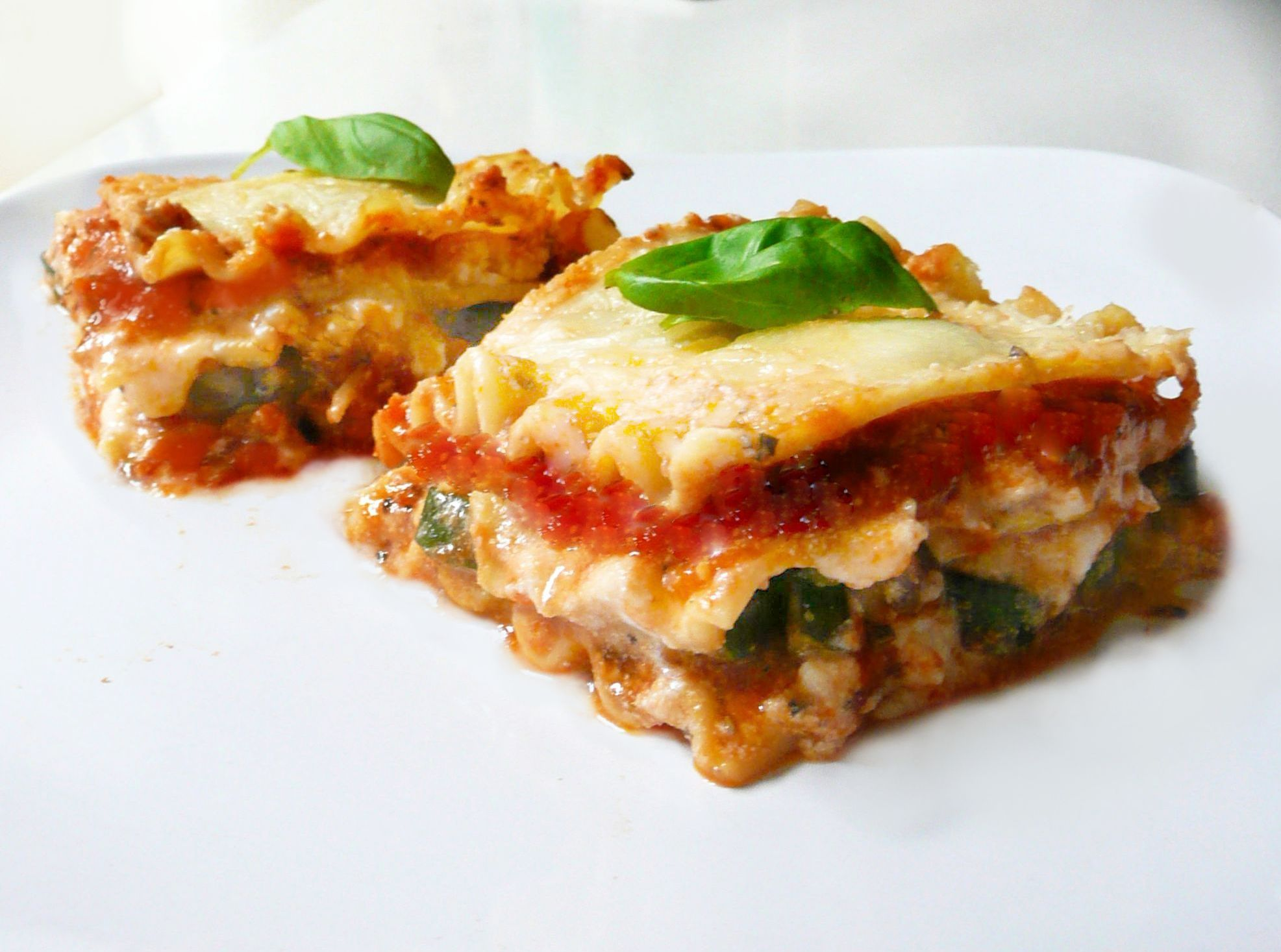 Zucchini Lasagna | The Partial Ingredients