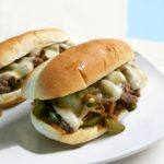 """Philly"" Cheese Steak Sandwich"