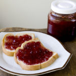 Strawberry Lime Jam