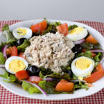 Tuna Salad Nicoise with a Lemon-Mustard Vinaigrette