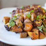 Roasted Moroccan Potatoes