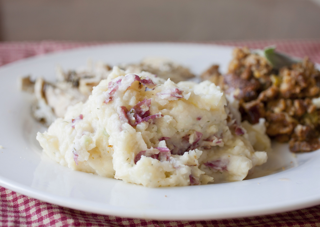 goat cheese smashed potatoes creamy mashed potatoes with and goat