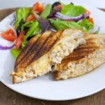 Gruyere Tuna Melt Sandwich