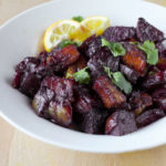 Moroccan Roasted Carrots and Beets