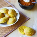 Curried Yogurt Rolls