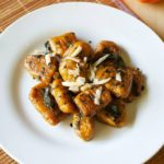 Pumpkin Gnocchi with Brown Butter and Crispy Fried Sage
