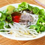 Phở Bo (Vietnamese Beef Noodle Soup)