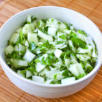Cilantro and Lime Salsa