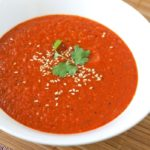 Sesame and Ginger Red Salsa