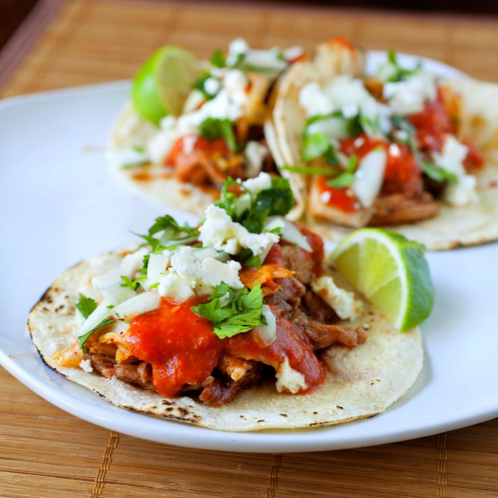 Shredded-Pork Tacos Recipes — Dishmaps