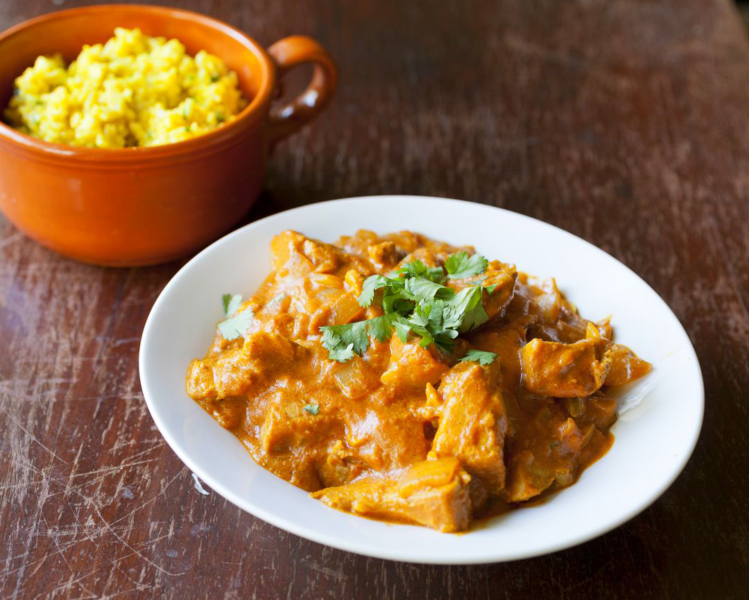 9073a2c9062 Sri Lankan Pork Curry with Yellow Rice - The Partial Ingredients