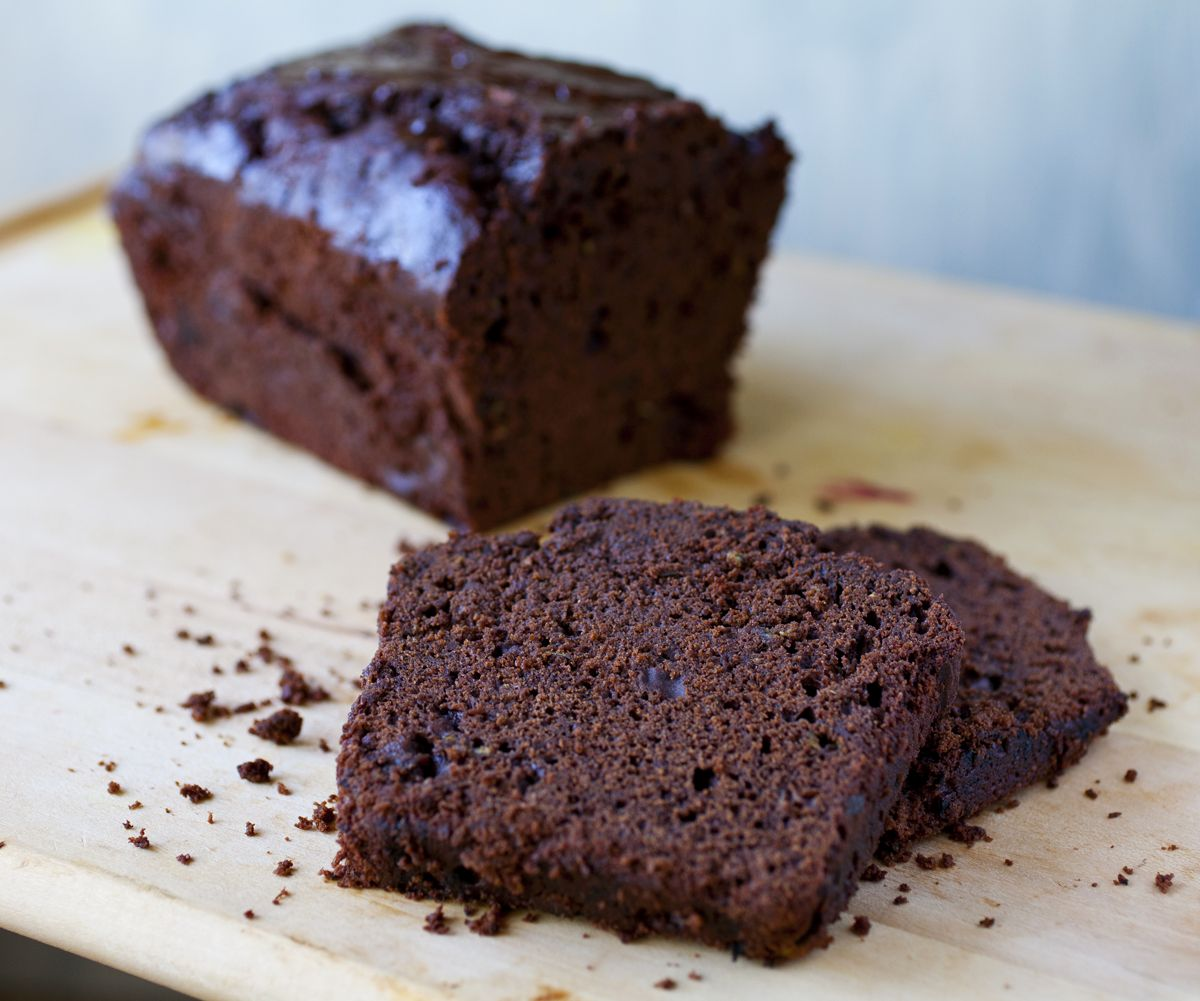 Chocolate Zucchini Bread - The Partial Ingredients