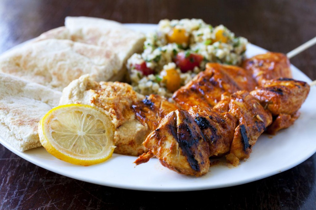 how to make chicken shish taouk
