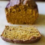 Spiced Molasses Pumpkin Bread