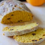 Cinnamon Raisin Pumpkin Bread