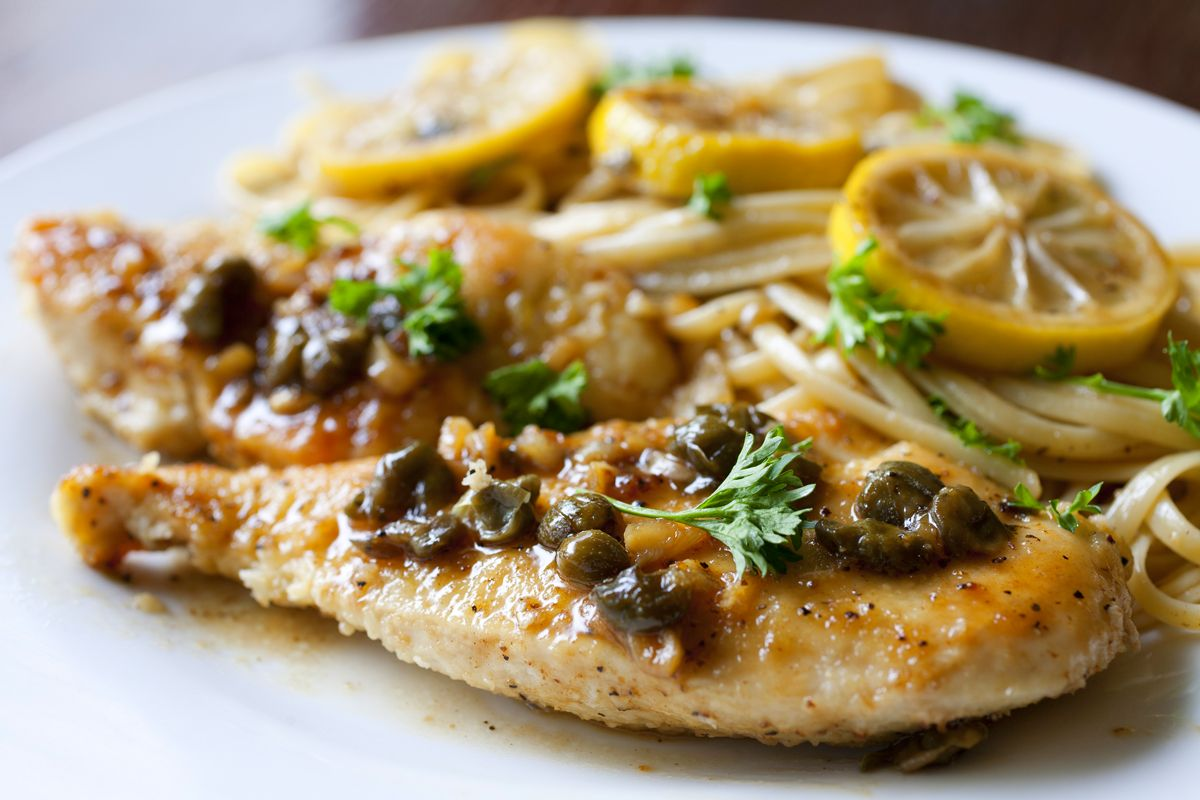 piccata piccata chicken chicken piccata chicken piccata chicken ...