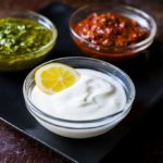 Three Moroccan Dipping Sauces