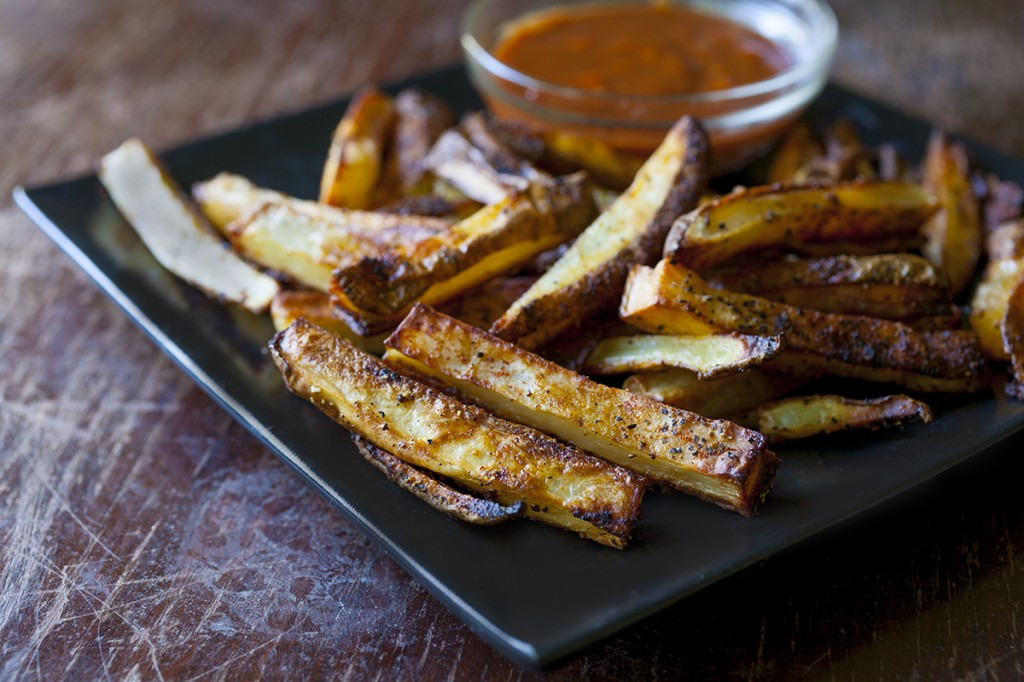 Baked Chipotle Fries