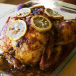Lemon and Cajun Roasted Chicken