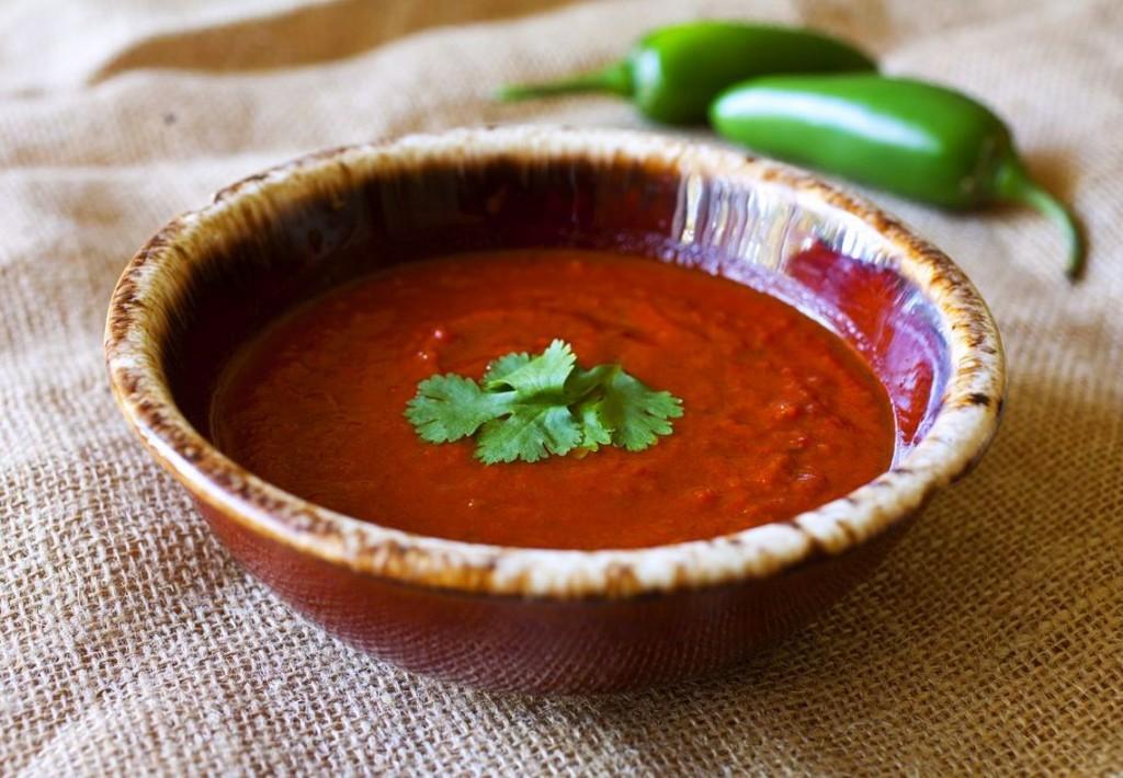 Chipotle Tomato Salsa