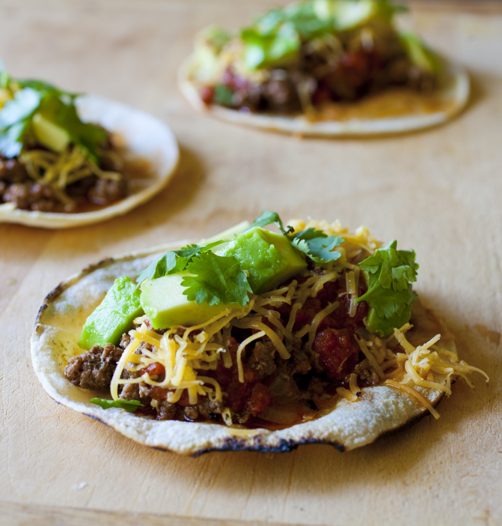 Classic Beef Tacos with Chipotle Tomato Salsa 2