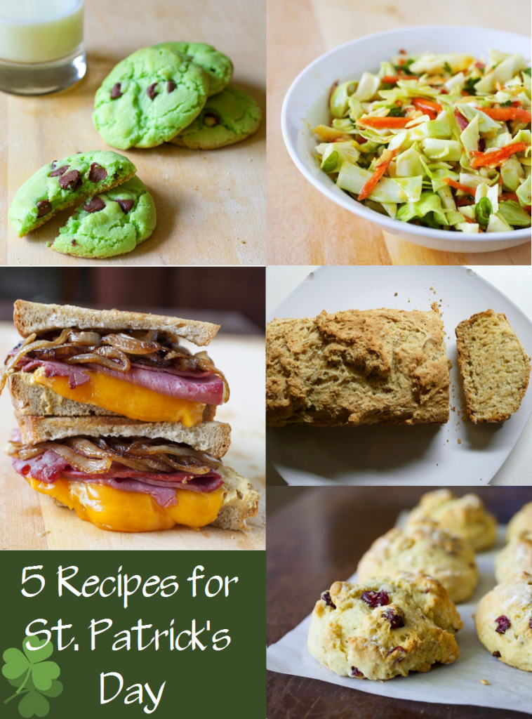 Five St.Patricks Day Recipes