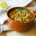 Moroccan Lamb & Couscous Stew