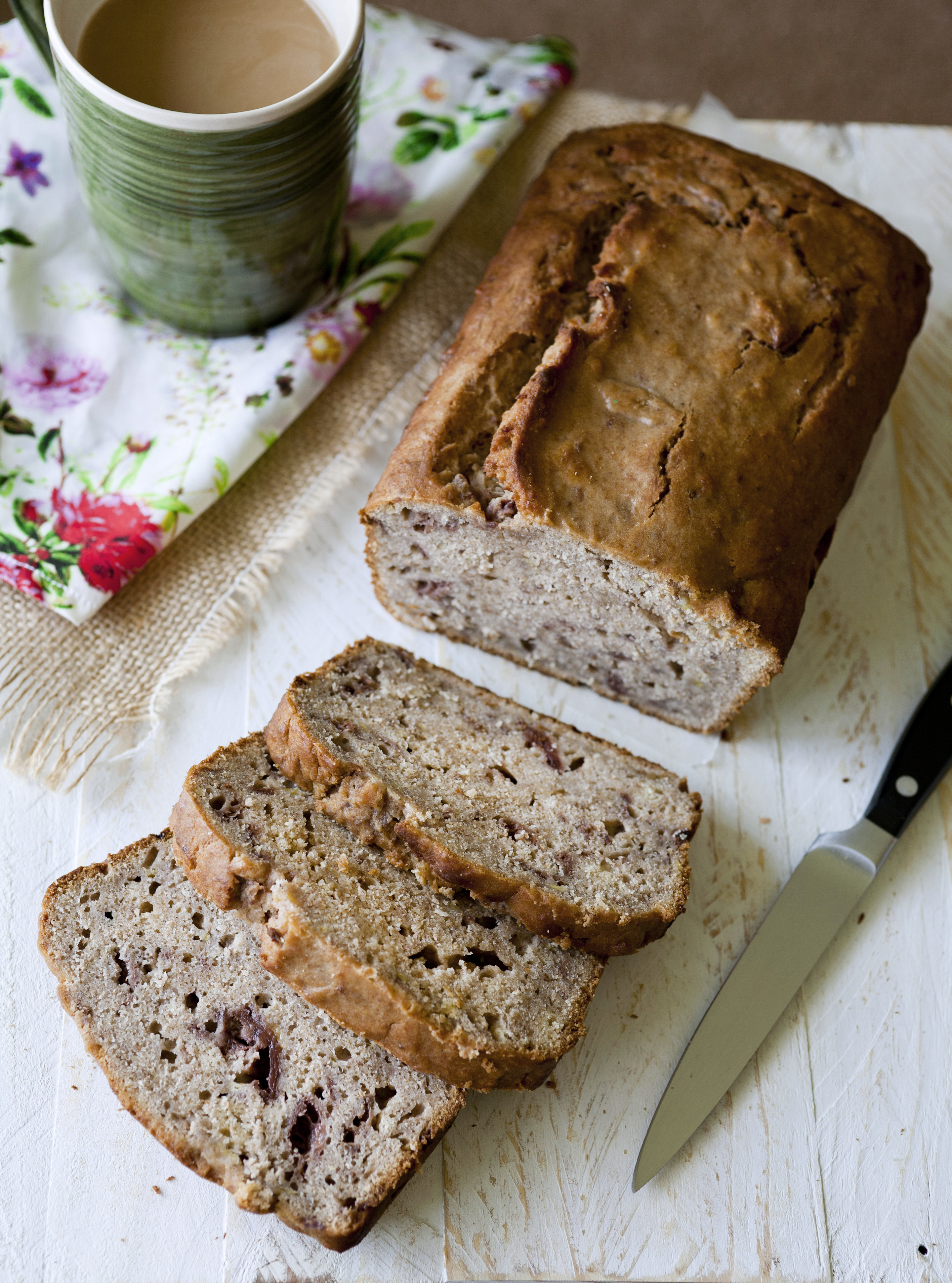 Cream cheese strawberry banana bread the partial ingredients forumfinder Choice Image