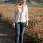 By the Flower Fields