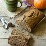 Pumpkin Spiced Coffee Banana Bread